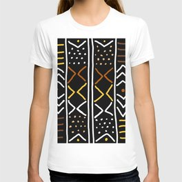 Abstract African Mudcloth T-shirt