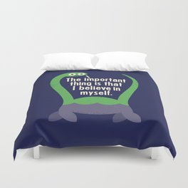 Myth Understood Duvet Cover