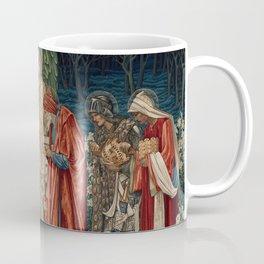 "Edward Burne-Jones ""The Adoration of the Magi"" Coffee Mug"