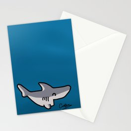 Little sharks Stationery Cards