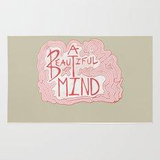 A Beautiful Mind Rug