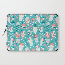 Snow Cones Laptop Sleeve