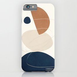 Spiraling Geometry 3 iPhone Case