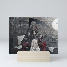 Angels Of Death Mini Art Print