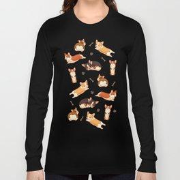 Corgis Long Sleeve T-shirt