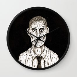Another Zombie Wall Clock