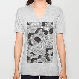 A verse from memory Unisex V-Neck