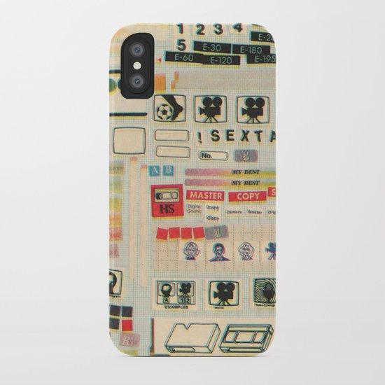 sextape iPhone Case