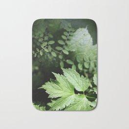 Ferns Alight Bath Mat