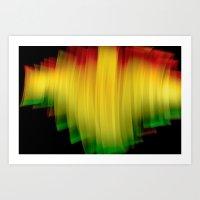 Color Wheel 7538 Art Print
