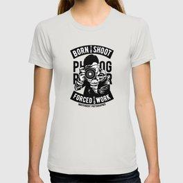 Born To Shoot T-shirt