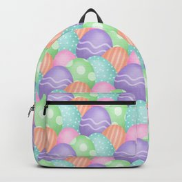 Easter Eggs Backpack