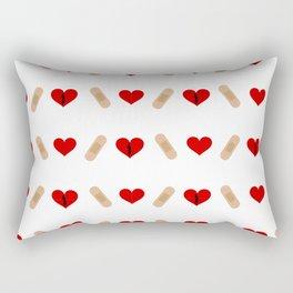 Heart Breaker Rectangular Pillow