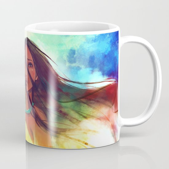 The Wind... Coffee Mug