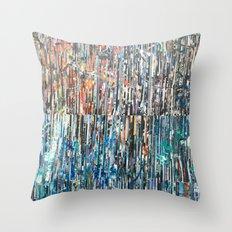 STRIPES 29 Throw Pillow