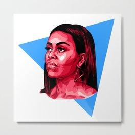 POC - Michelle Metal Print