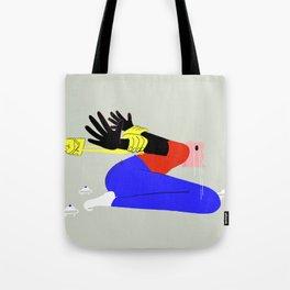 Pull Tote Bag