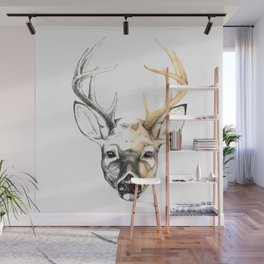 Dear Deer Wall Mural
