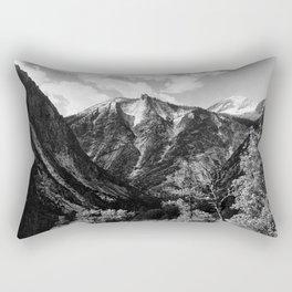 Paradise Valley, Kings River Canyon Rectangular Pillow
