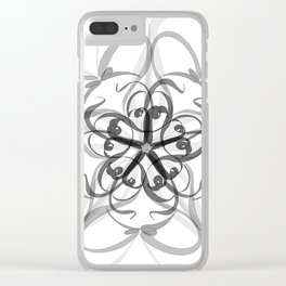 MAGGA Clear iPhone Case