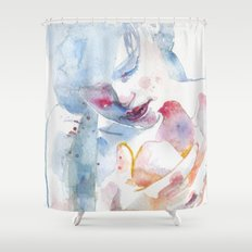 small piece 11 Shower Curtain