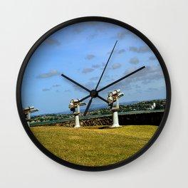 Fort Devonport Wall Clock