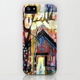The House Of My Ancestors iPhone Case