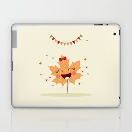 Feuille d'automne Laptop & iPad Skin