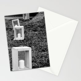 Lamps 01 Stationery Cards