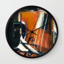Jazz Abstraction Wall Clock