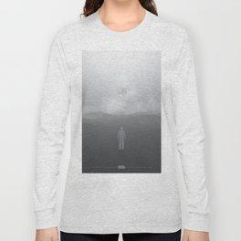 Lost Astronaut Series #04 - Icosa/Bucky Long Sleeve T-shirt