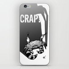 Zodiac CANCER iPhone & iPod Skin