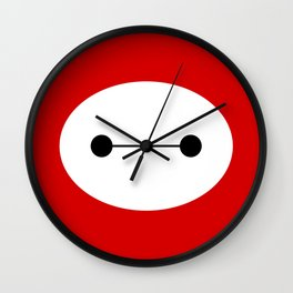 Baymax - Superhero Wall Clock