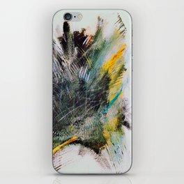 Woarrr - Paint splash iPhone Skin