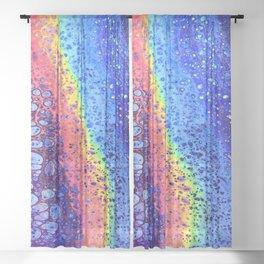 Bang Pop 178 Sheer Curtain