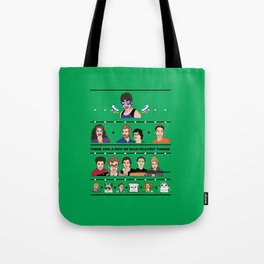 These are a few of mah fravrit things! Tote Bag