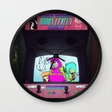 FBH Bonus Level Arcade Wall Clock