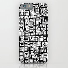 Abstract Mosaic  iPhone 6s Slim Case