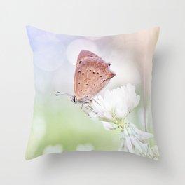 Serenity... Throw Pillow