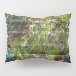Something Funny Pillow Sham