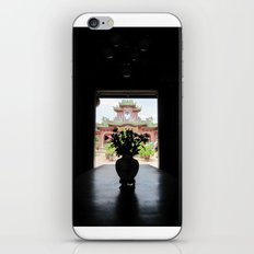 House of Prayer iPhone & iPod Skin