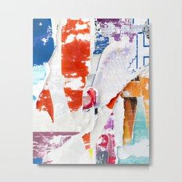 Libertine Landscape Nr 2 - Angel Wing Metal Print