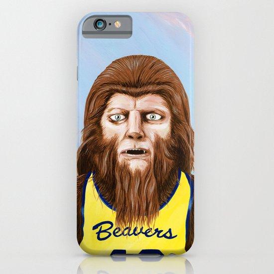 Teenwolf iPhone & iPod Case
