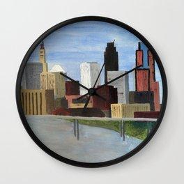 St Paul Mound Wall Clock