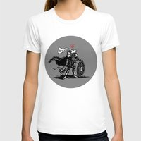 nordic T-shirts featuring Nordic Bunny by bMacx