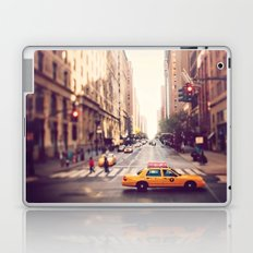 NYC Taxi Laptop & iPad Skin