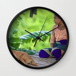 Marma Wall Clock