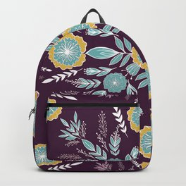 Be a wildflower Backpack