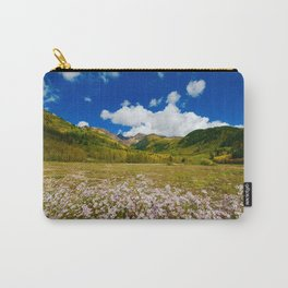 Utah Spring Landscape Carry-All Pouch