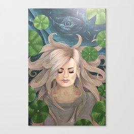 Whale Spirit 1  Canvas Print